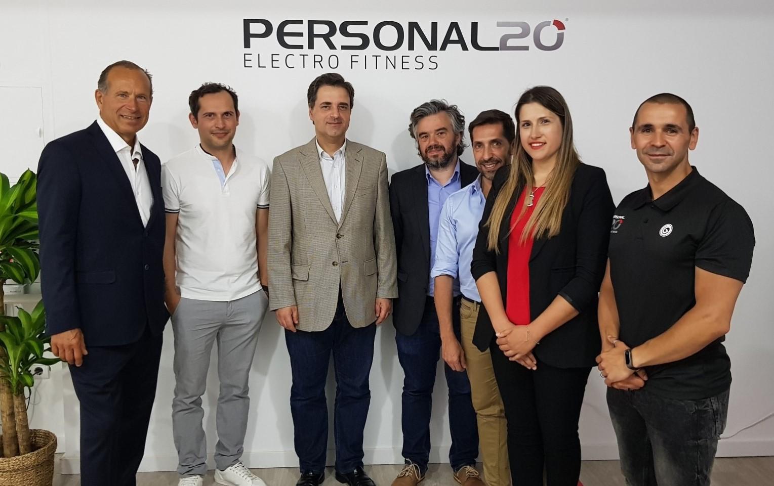 Personal20 inaugura en Braga, Portugal, un nuevo gimnasio
