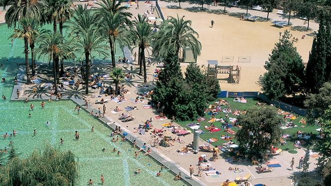 Barcelona reabre progresivamente las Instalaciones Deportivas Municipales