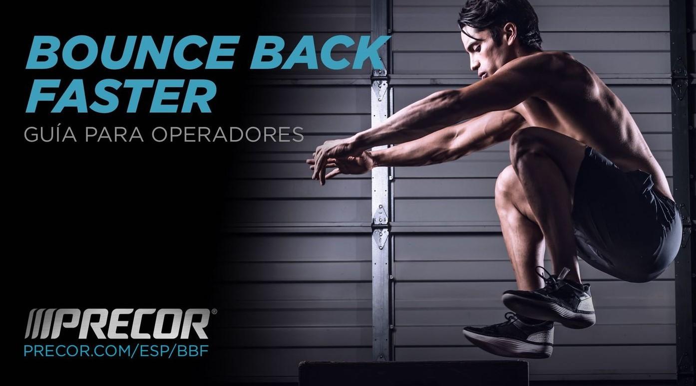 Precor lanza una web para ayudar en la reapertura de gimnasios