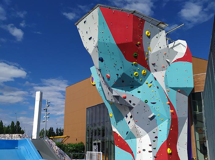 Climbing Planet reabre sus rocódromos de Lugo y Zaragoza