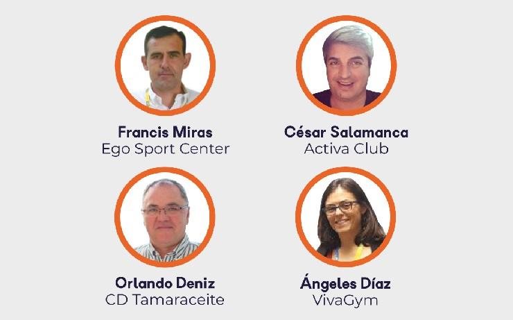 Trainingym debate '¿Cómo está siendo la reapertura de los gimnasios en España?'