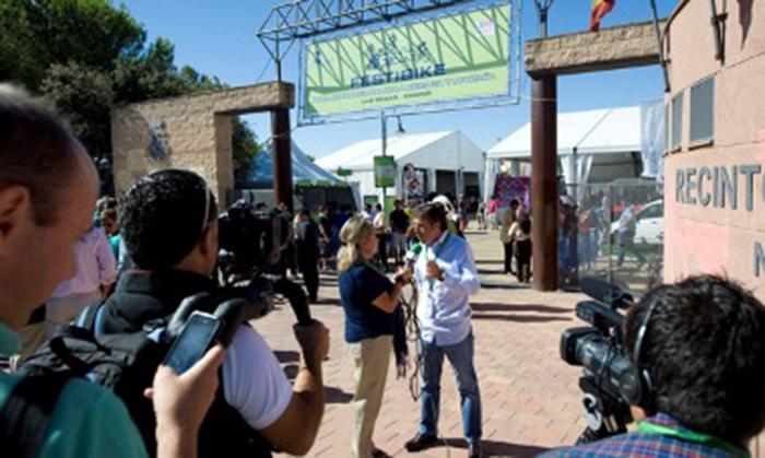 Festibike crea un canal de televisión para aumentar la repercusión de la feria