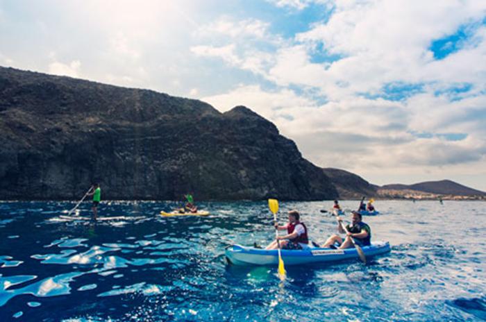 La cuarentena británica trunca las previsiones del turismo activo de Canarias