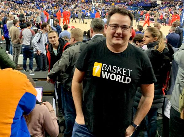 Basket World Store culmina el primer semestre con un 12% de aumento