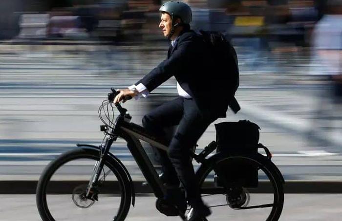 Las ventas de bicis eléctricas en Europa superan por primera vez los tres millones de unidades