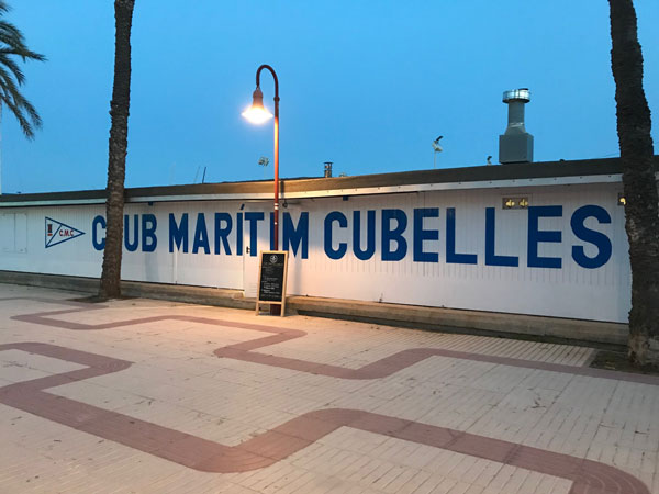 El Club Maritim Cubelles convoca el Trofeo 3LG 2020