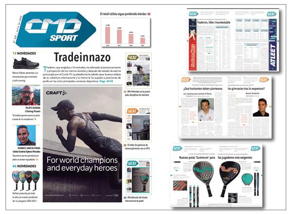 Tradeinn refuerza su hegemonía en el comercio deportivo online español
