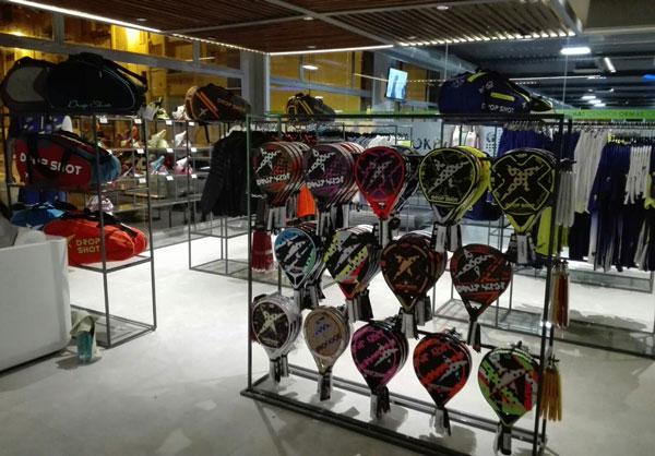 Drop Shop detecta el cese de la compra por impulso en el consumidor de pádel