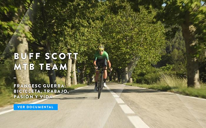 El Buff Scott Team lanza el nuevo documental de Francesc Guerra