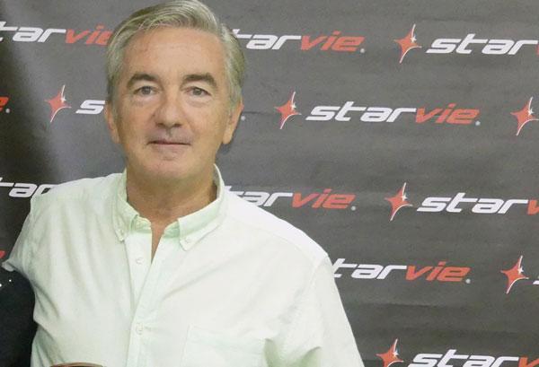 """Starvie calcula un descenso de la venta de palas """"del 30 al 40%"""" para este año"""