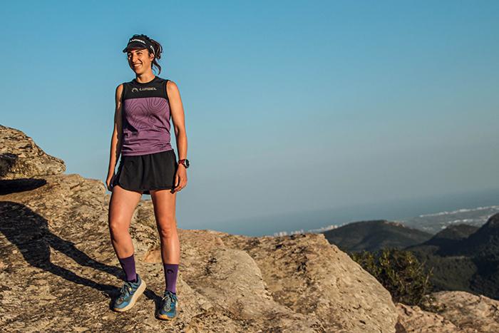 Lurbel da un paso más con su nueva colección Samba para trail running