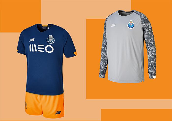 New Balance desvela la segunda equipación del FC Porto