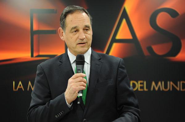 """Alfredo Garbisu: """"He fracasado en mi intento de unir a las federaciones autonómicas de pádel"""""""