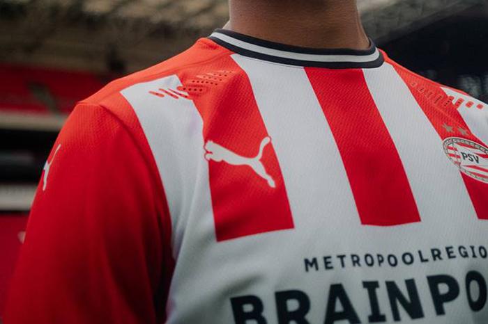 Puma presenta la equipación del PSV Eindhoven para la próxima temporada