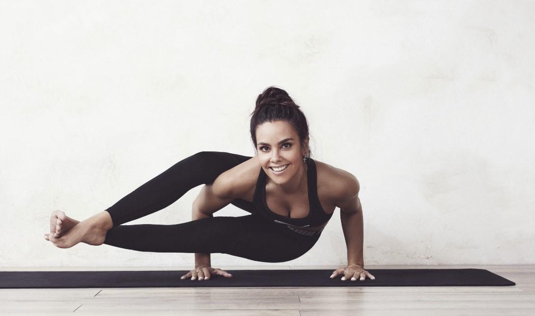 Puma lanza su nueva colección de yoga de la mano de Cristina Pedroche