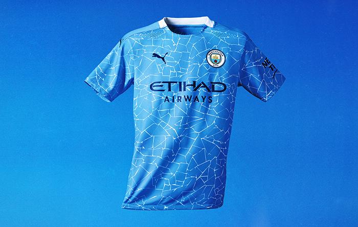 Puma desvela el nuevo home kit del Manchester City