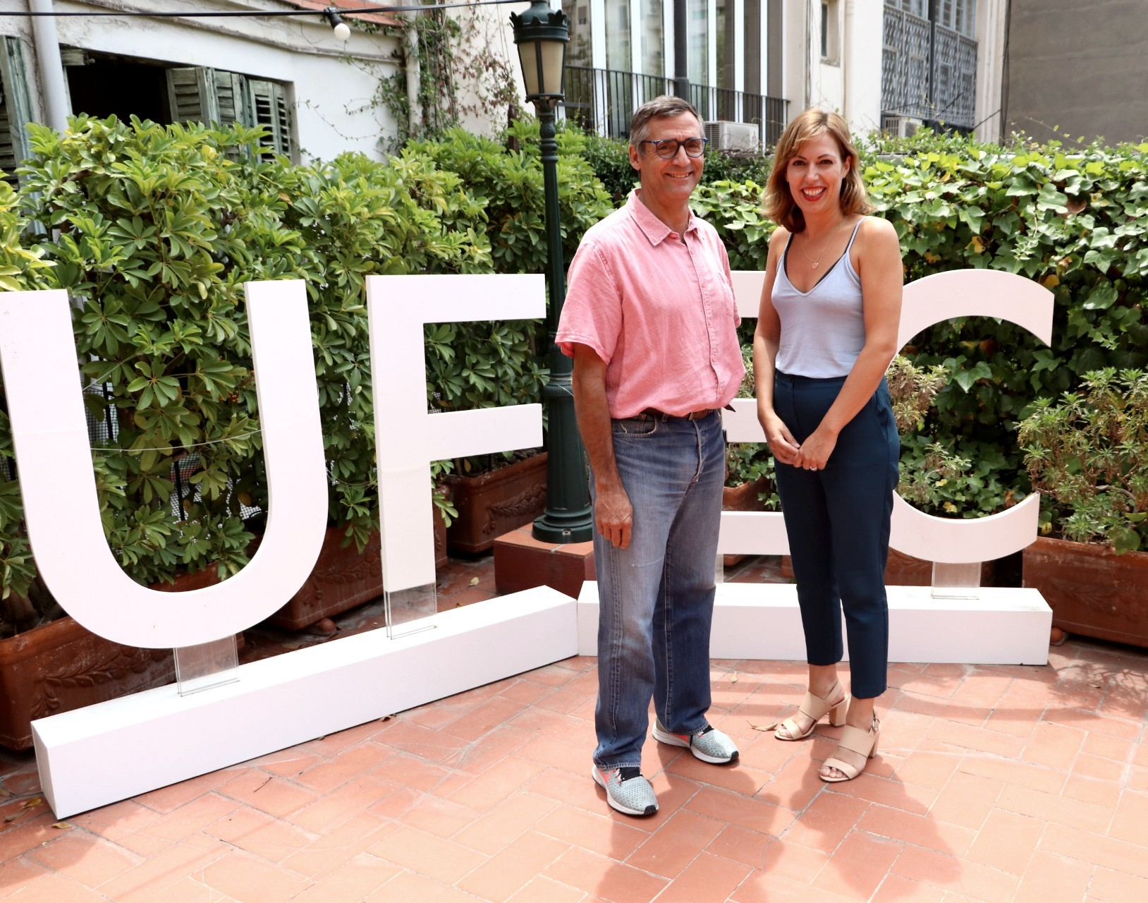 Relevo en la Secretaría General de la UFEC