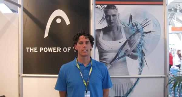 Head calcula una reducción anual del 30% en las ventas de su división de tenis y pádel