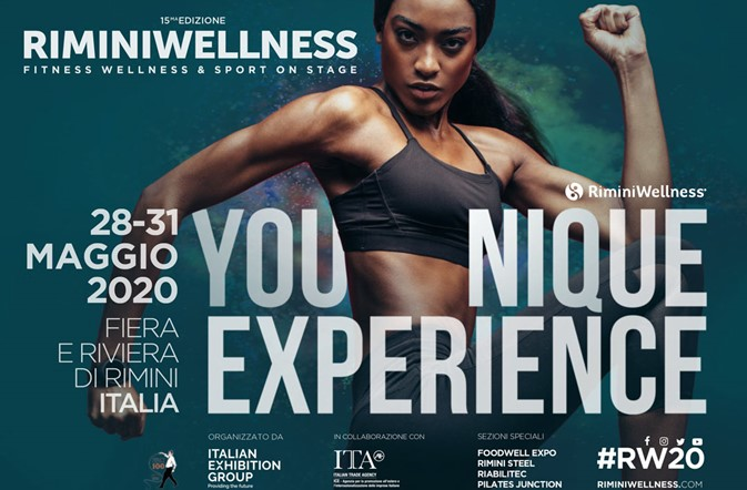 Riminiwellness se aplaza, pero anuncian otro evento fitness para otoño de este año