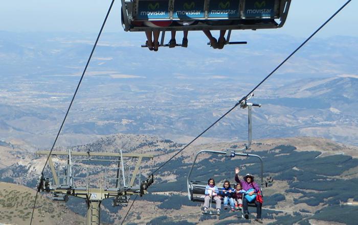 Sierra Nevada inaugura la temporada de verano