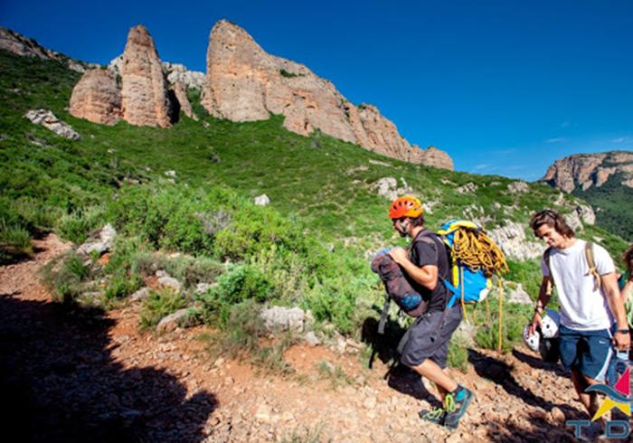 El turismo activo de Aragón pide a los medios más rigor sobre el rebrote de Huesca