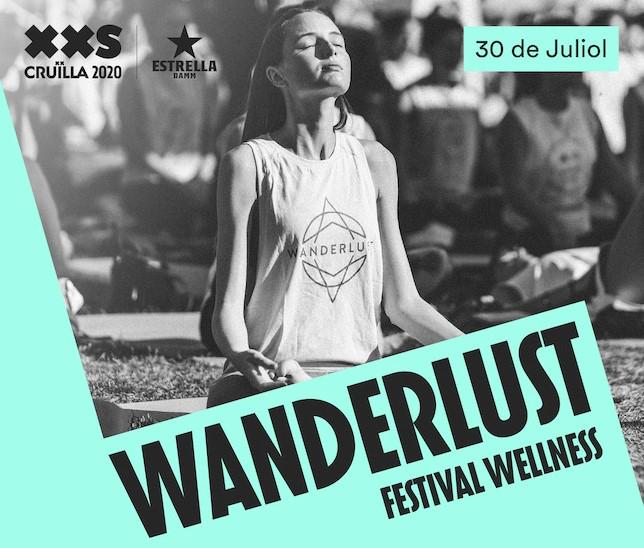 Wanderlust y Cruïlla se unen en una noche de yoga y música en Barcelona