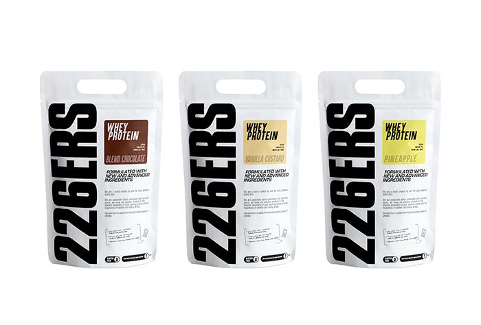 226ers presenta su proteína Whey en forma de batido