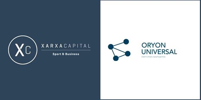 Xarxa Capital se alía con Oryon Universal para reactivar la industria del deporte