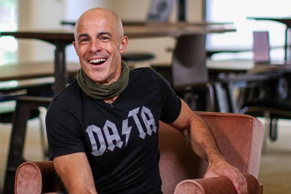"""Eric Roza: """"Quiero que mil millones de personas hagan Crossfit en el mundo"""""""