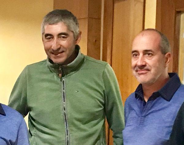 Doblete de Jordi Sabater en el Gran Premi Sant Antoni 2020