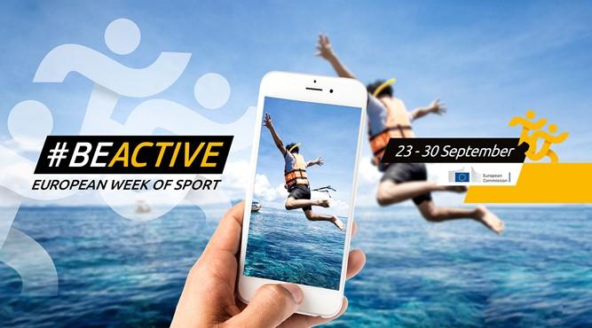 La Semana Europea del Deporte 2020 promocionará la actividad física y la seguridad