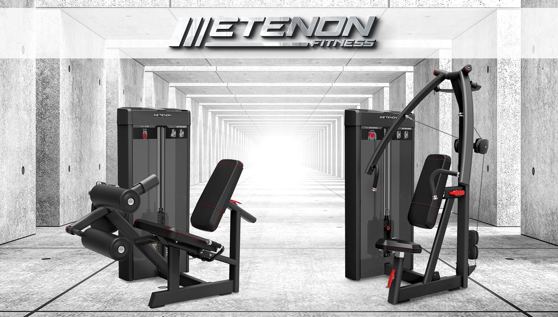 Nace Etenon Fitness, una nueva marca de equipamiento profesional