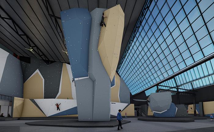 Sharma Climbing prevé abrir en Madrid en octubre tras invertir más de 2 millones de euros