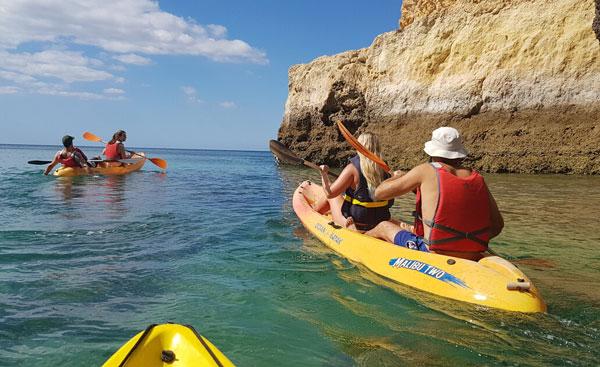 Las actividades acuáticas tiraron del turismo activo en julio