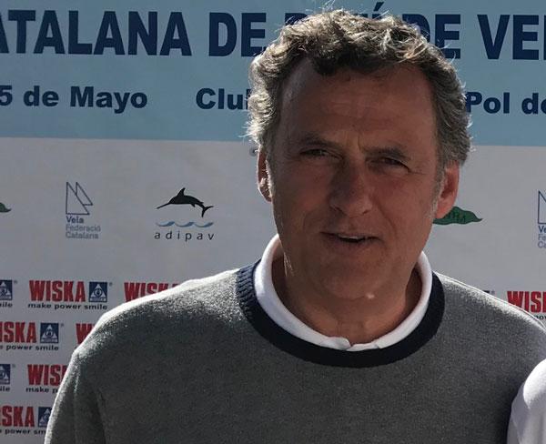 Xavier Carrasco vence en el X Trofeu Mar i Vent 2020