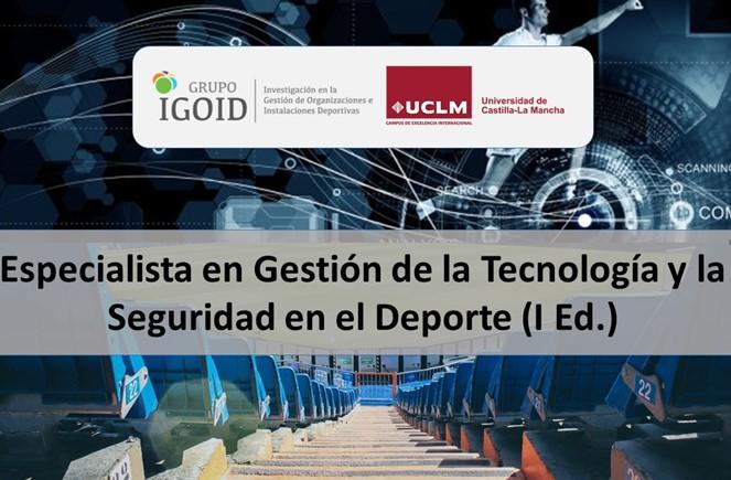 IGOID organiza la formación sobre el nuevo empleo en el Deporte: Analista y Tecnólogo