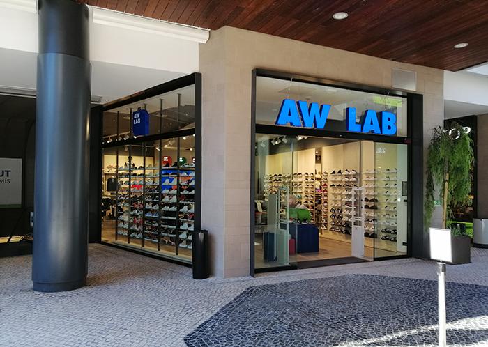 AW Lab retoma la apertura de tiendas en España