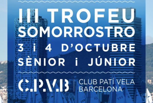 El Club Patí Vela Barcelona convoca el Trofeu Somorrostro 2020