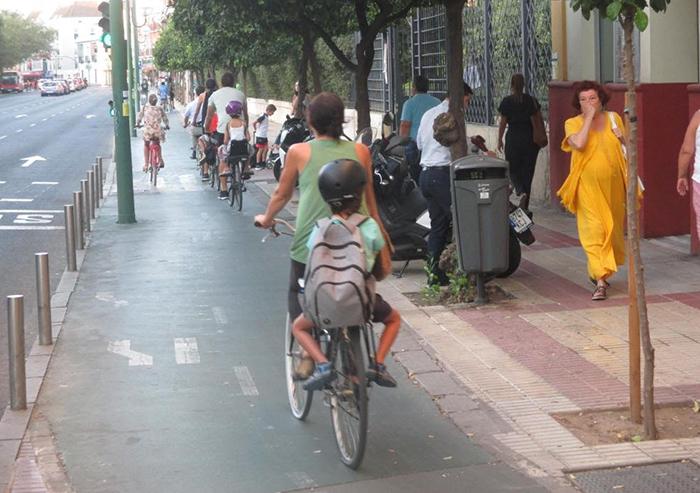 ConBici solicita su adhesión al proyecto de entornos escolares seguros
