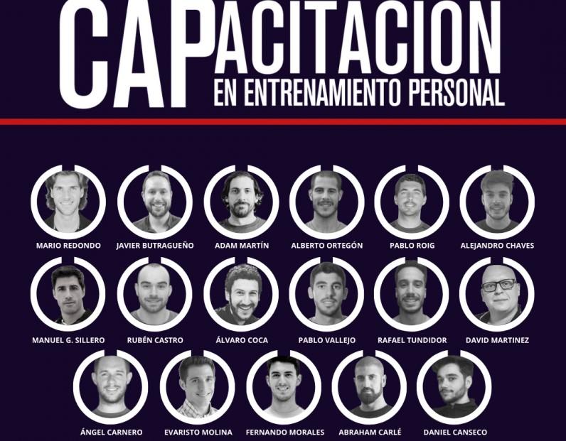 Ensa Sport inicia la formación CAP 2020