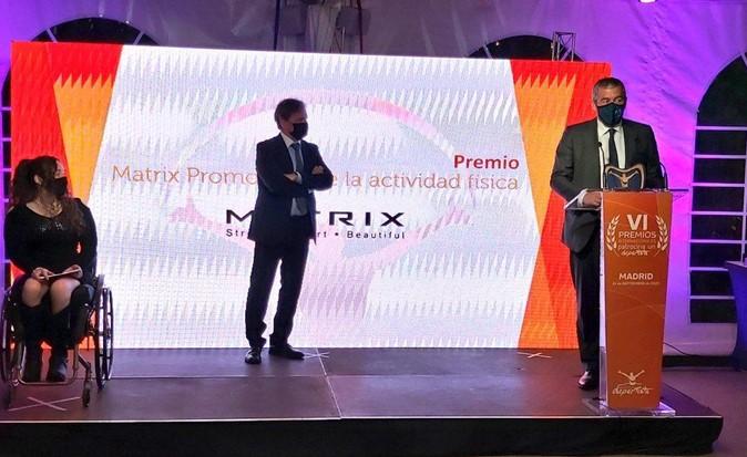 Forus recibe el Premio 'Patrocina un Deportista'