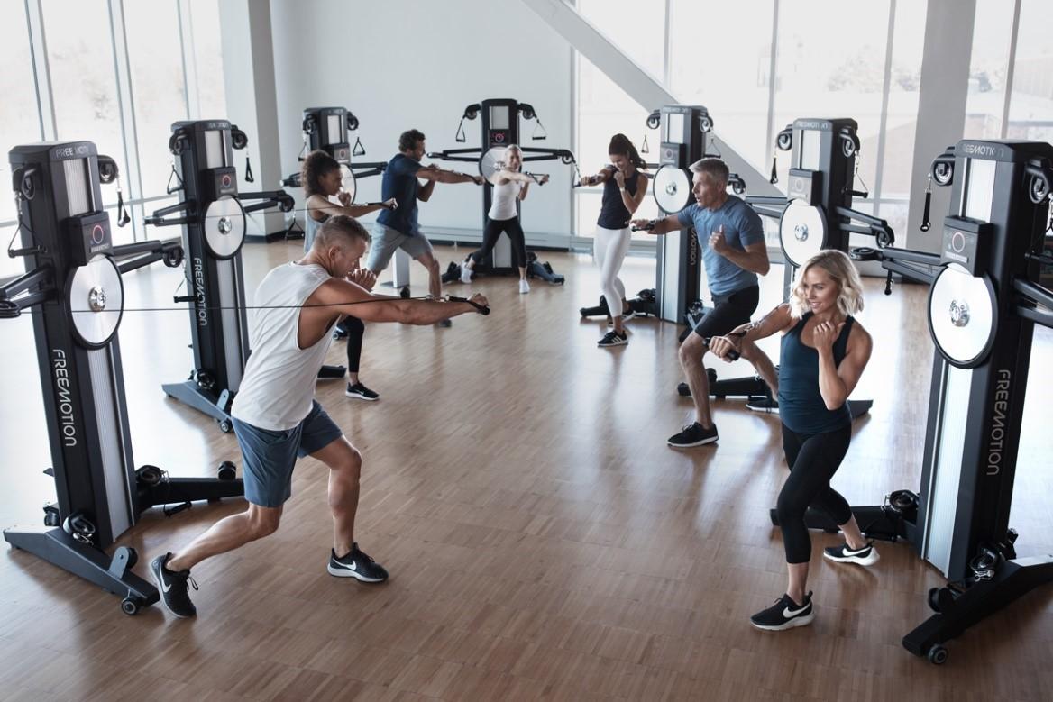 Freemotion Fitness lanza una nueva actividad grupal que combina fuerza y cardio