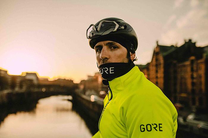 Gore Wear desarrolla una nueva colección cápsula de ciclismo para este invierno