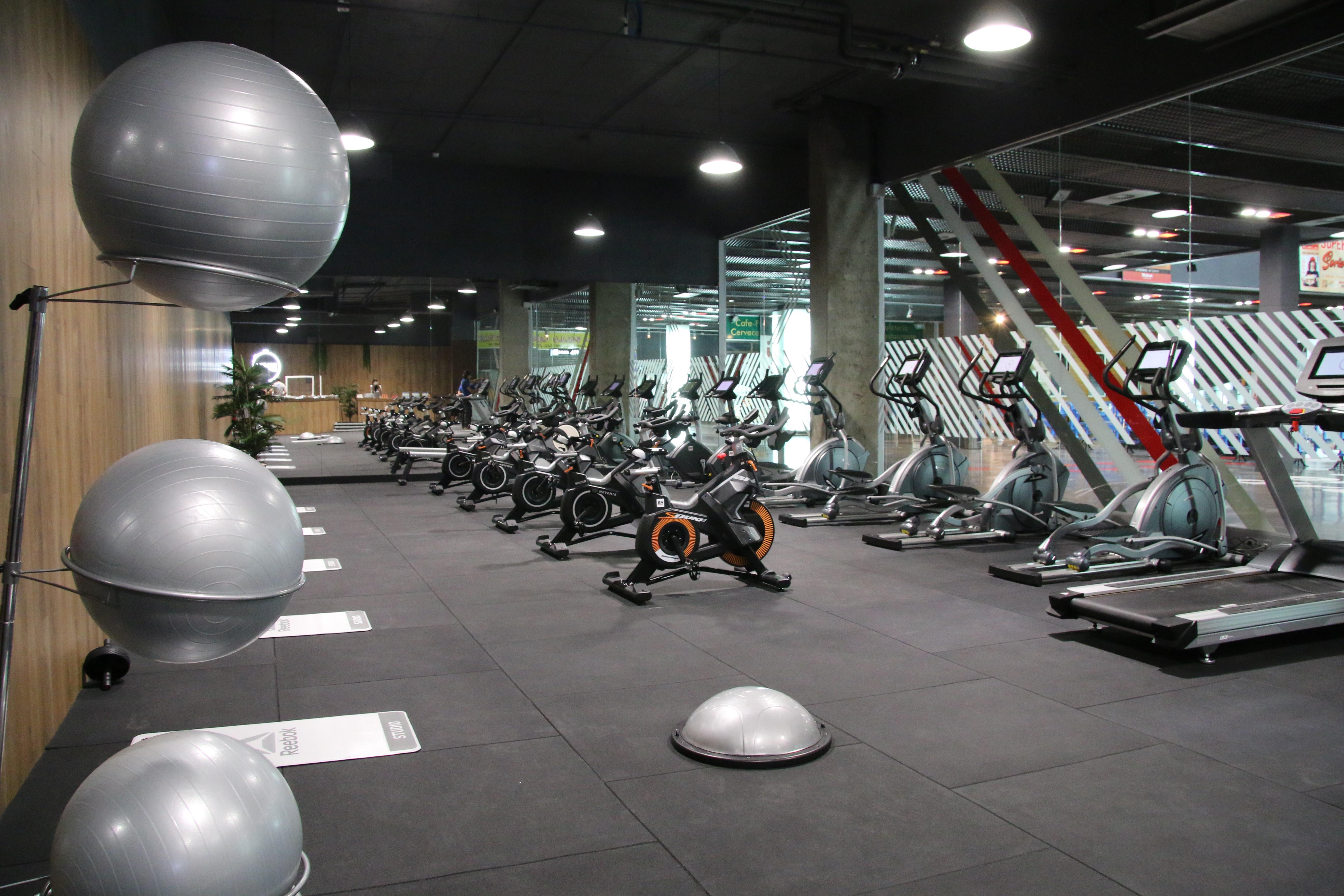 Inaugurado el gimnasio Sparta Sport Center Soria