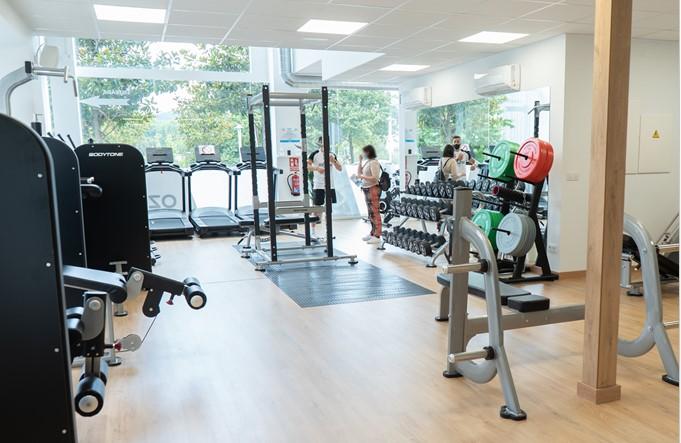 Inauguran Ozone Gym, un nuevo gimnasio en Santiago de Compostela