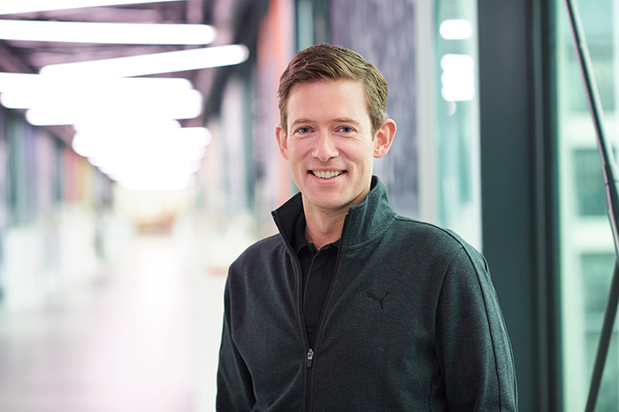 Johan Kuhlo, nuevo responsable de Puma para la región EEMEA