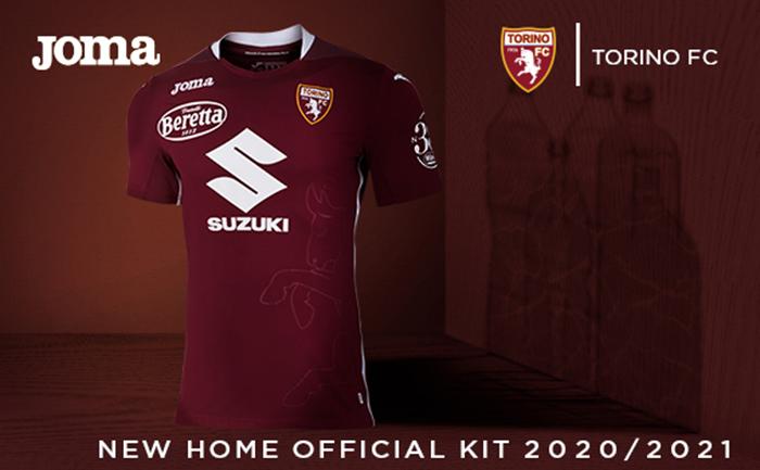 Joma y el Torino FC apuestan por el poliéster reciclado en sus nuevas camisetas
