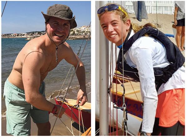 Julian Vinué y Mar Vilardell ganadores de las Copes d'Or 2020 de Sitges