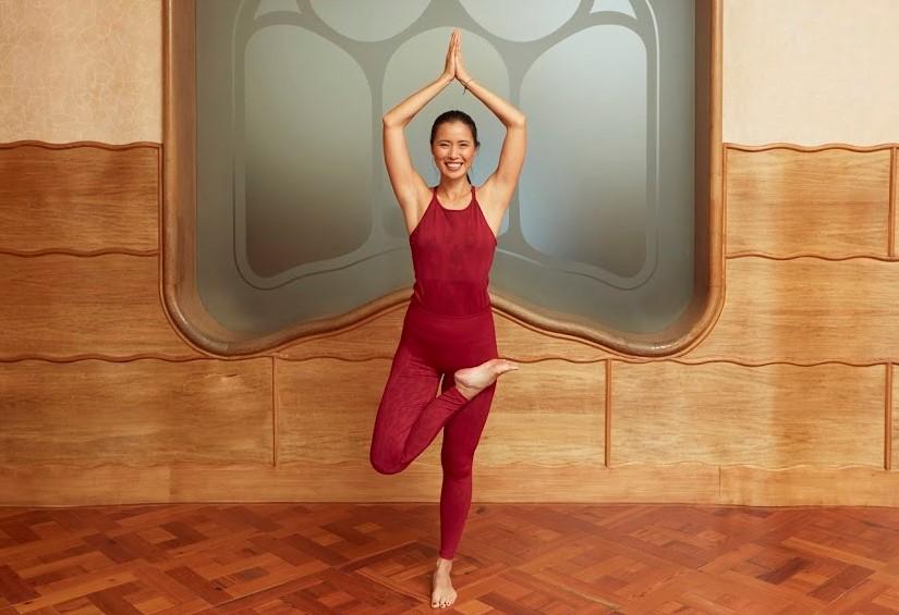 La profesora de Yoga Xuan Lan crea su propio Studio Online