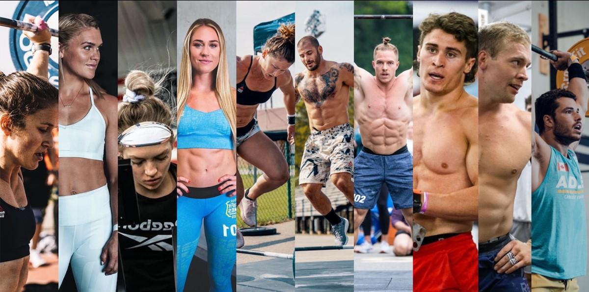 Estos son los diez finalistas de los Reebok CrossFit Games 2020